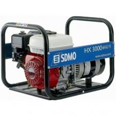 Ģenerators 220 V, 3.0 kW, degvielas pateriņš 1.3l/st. Svars 40 kg, ģenerators uz riteņiem