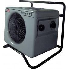 Elektro sildītājs 6 kW (380V) gaisa plūsma 400/650 m3/st.