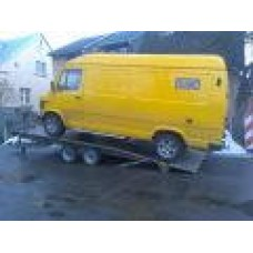 Piekabe-autoevakuators, kravnesība 2800 kg, Izmēri: 4.95х2.05