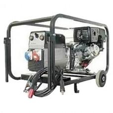 Generators 220/380 V, 5.2 kW ar iebuvētu metināmo aparātu